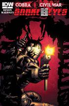 G.I. Joe: Snake Eyes (2011-2013) #7