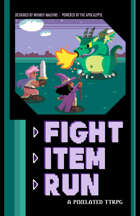 Fight Item Run