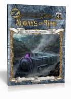 ZEITGEIST #4: Always on Time (PATHFINDER RPG)