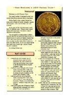 Russ Morrissey's 1d100 Fantasy Coins