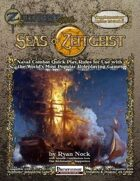 Seas of ZEITGEIST (PATHFINDER RPG, D&D 4E)