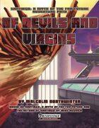 SANTIAGO AP #3: Of Devils & Virgins (Pathfinder RPG)