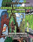 SANTIAGO AP #4: Coming Attractions on Calliope (Pathfinder RPG)