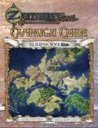 ZEITGEIST Adventure Path Extended Campaign Guide (Pathfinder)