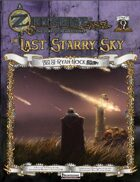 ZEITGEIST #9: The Last Starry Sky (Pathfinder RPG)