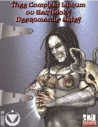 Necromancer's Legacy - Gar'Udok's Necromantic Artes