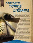 Fantastic Tomes & Librams [5E]
