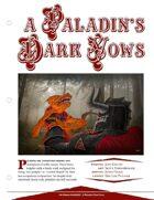 A Paladin's Dark Vows [5E]