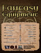 [WOIN] Fantasy Equipment