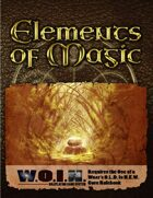 [WOIN] Elements of Magic