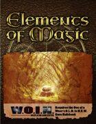 [WOIN] Elements of Magic