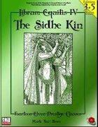 Librum Equitis - Volume 4: Sidhe Kin