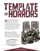 Template of Horrors [5E]
