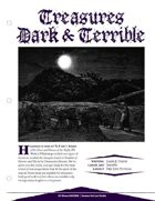 Treasures Dark & Terrible! [5E]