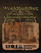 [WOIN] Fantasy Worldbuilding