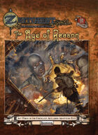 Zeitgeist: The Gears of Revolution - Act Three: The Age of Reason (Pathfinder)