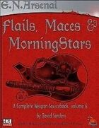 E.N.Arsenal - Flails, Maces & Morningstars