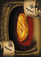 [WOIN] Fantasy Money Card Deck (111 cards)