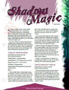 TRAILseeker 017: Shadow Magic