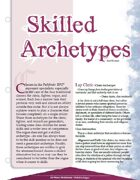 TRAILseeker 025: Skilled Archetypes