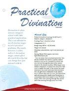 TRAILseeker 028: Practical Divination