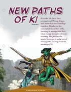 TRAILseeker 031: New Paths of Ki