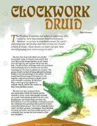 TRAILseeker 038: Clockwork Druid