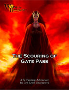 War of the Burning Sky 5E #1: The Scouring of Gate Pass