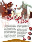 EN5ider #27 - The Right Way to Fudge