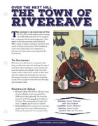 EN5ider #33 - Over The Next Hill: The Town of Rivereave