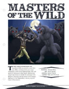 EN5ider #35 - Masters of the Wild