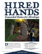 EN5ider #36 - Hired Hands: Expanded Rules for Hirelings
