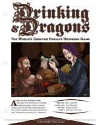 EN5ider #38 - Drinking & Dragons: The World's Greatest Fantasy Drinking Game