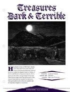 EN5ider #44 - Treasures Dark & Terrible