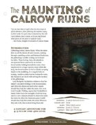 EN5ider #47 - The Haunting of Calrow Ruins