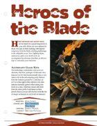 EN5ider #48 - Heroes of the Blade