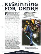 EN5ider #49 - Reskinning for Genre