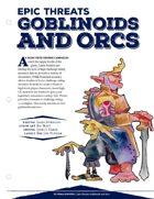 EN5ider #55 - Epic Threats: Goblinoids and Orcs