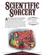 EN5ider #57 - Scientific Sorcery