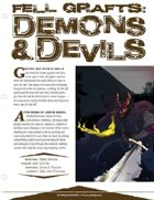EN5ider #63 - Fell Grafts: Demons & Devils