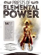 EN5ider #65 - Priests of Elemental Power