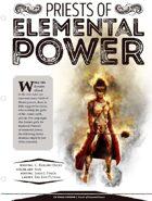 EN5ider #65 - Priests of Elemental Power