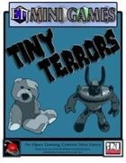 E.N. Mini-Games - Tiny Terrors
