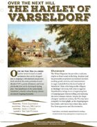 EN5ider #73 - Over the Next Hill: The Hamlet of Varseldorf