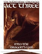 EN5ider #76 - Holdenshire Chronicles: Into the Dragon's Lair (Act 3)