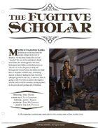EN5ider #82 - The Fugitive Scholar