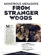 EN5ider #89 - Monstrous Menagerie: From Stranger Woods