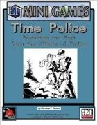 E.N. Mini-Games - Time Police