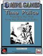 E.N. Mini-Games - Time Police