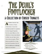 EN5ider #114 - The Devil's Footlocker: A Collection of Cursed Trinkets